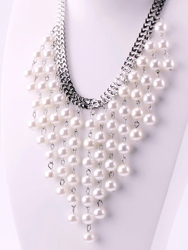 Popular Pearl Hot Sale Necklaces