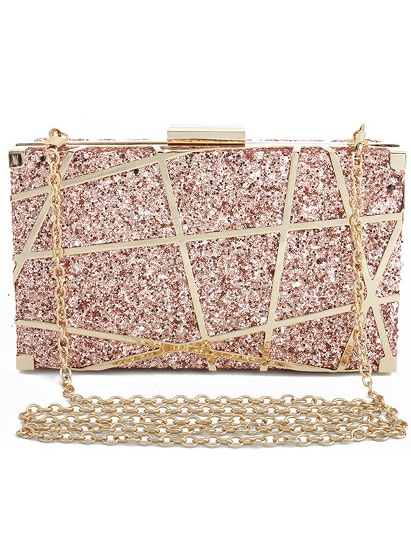 Pretty Chain Handbags For Evening/Party