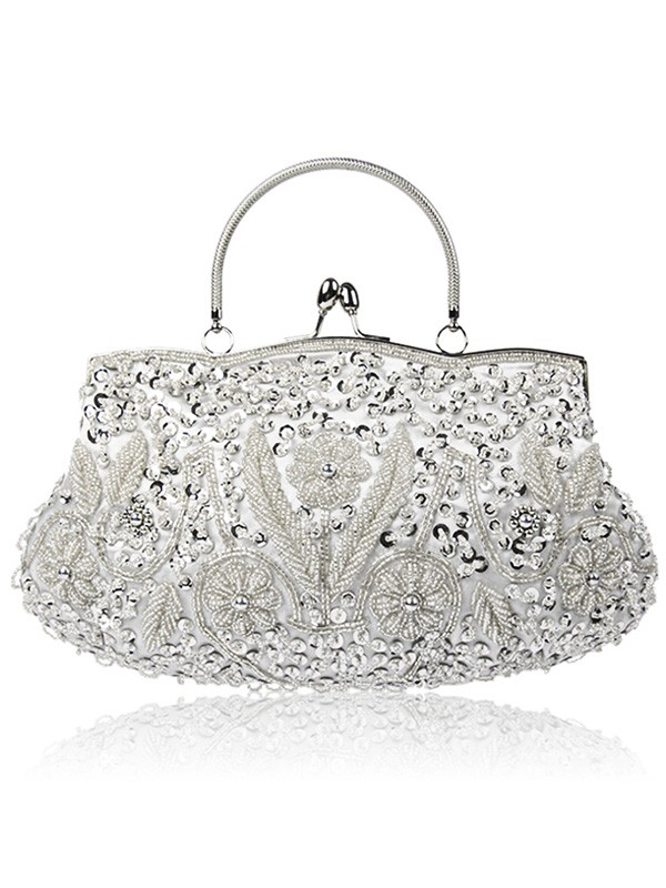 Stylish Beading Handbags For Evening/Party