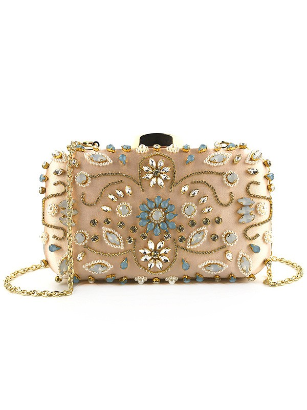 Elegant Beading Handbags For Evening/Party