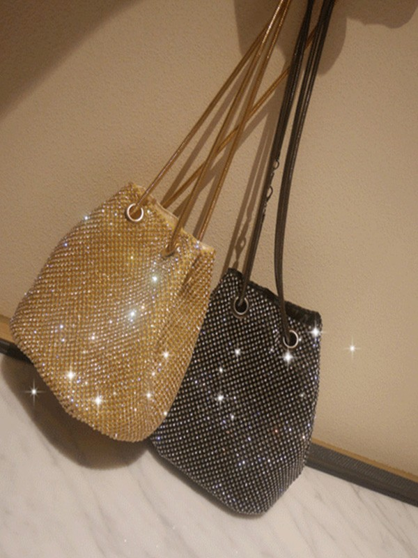 Fashion Rhinestone Handbags For Evening/Party