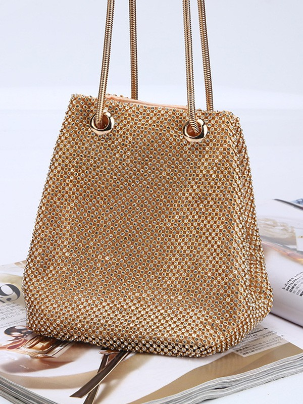 Elegant Hot Drilling Handbags For Evening/Party