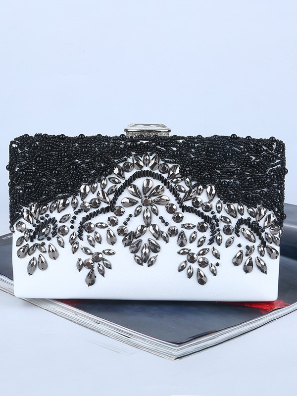 Stunning Rhinestone Handbags For Evening/Party