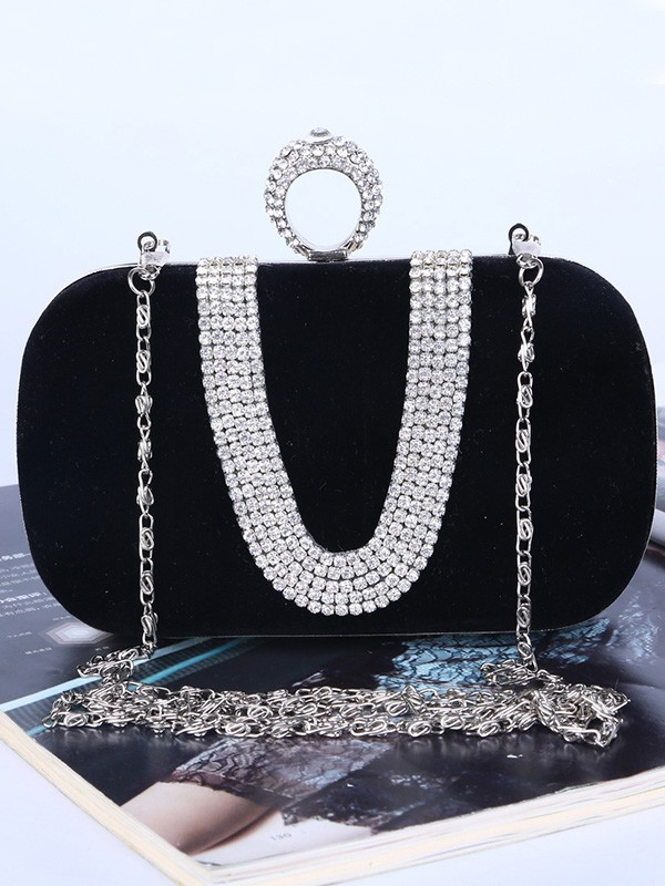 Gorgeous Rhinestone Handbags For Evening/Party