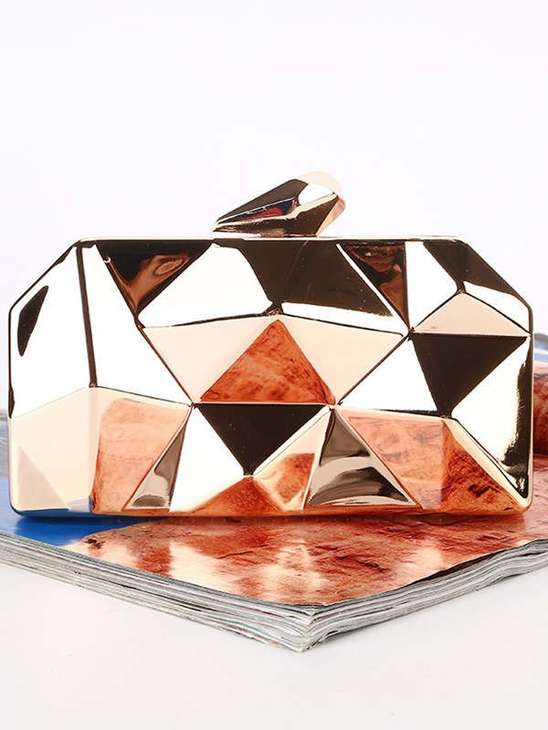 Charming Alloy Handbags For Evening/Party