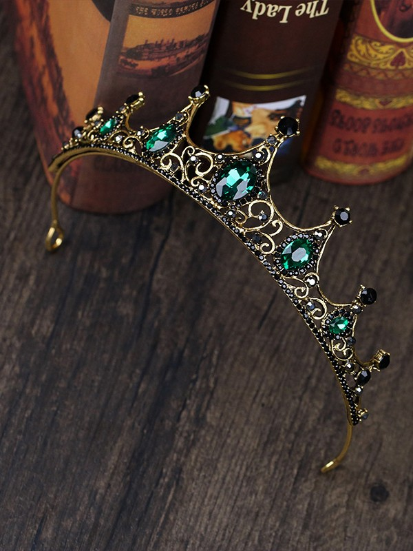 Lovely Crystal Headpieces